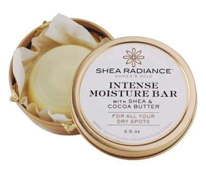 Intense Moisture Bar, a lotion bar to hydrate dry skin on the go