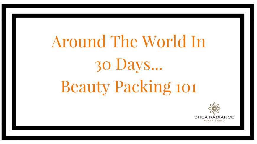 Beauty Packing 101