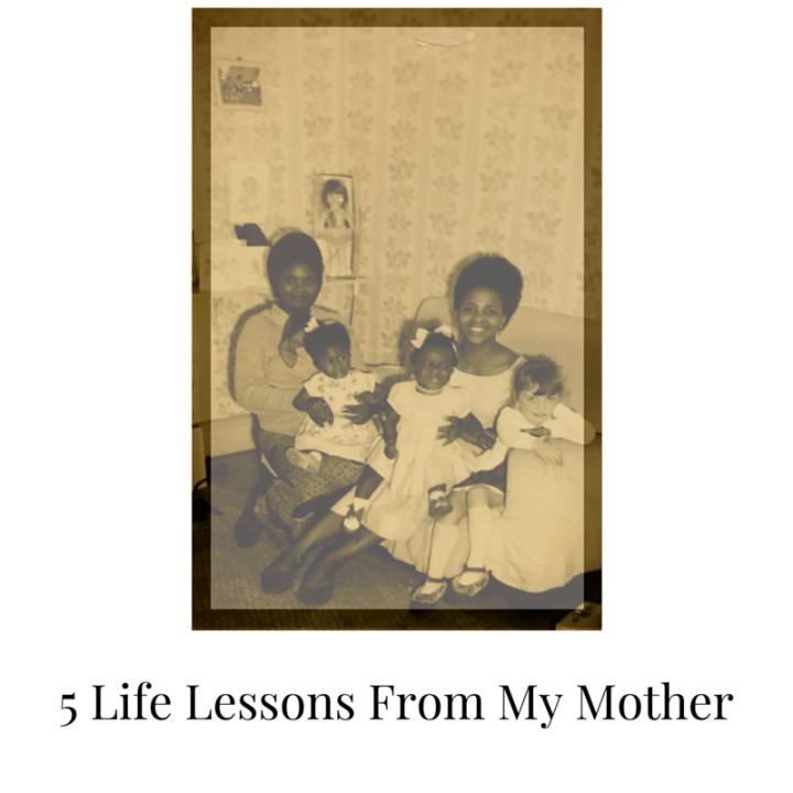 5 Life Lessons header