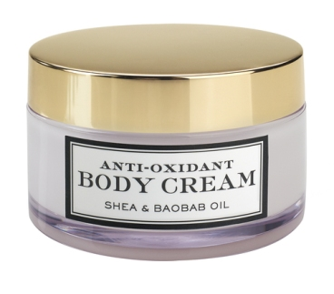 Try Shea Radiance Antioxidant Cream with marine extracts that detoxify your skin in addition to sealing in moisture!