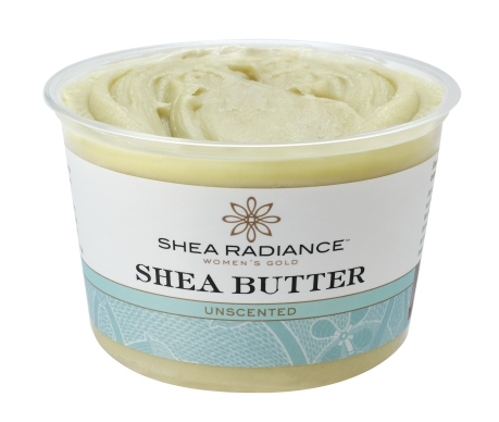 Unscented Shea Butter for dry, ezcema prone sensitive skin