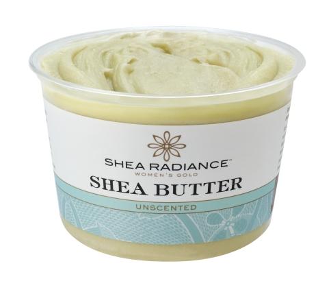 Open Unscented Shea Butter